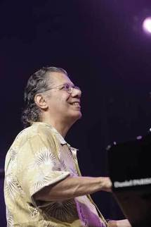 2 Août 2010, Esperanza Spalding - Chick Corea Freedom Band, jazz in Marciac