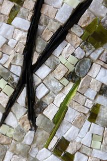 27 juillet au 1er août 2010. Entrée en Matière : une exposition de mosaïque contemporaine, Atelier MosaÏque à Paray le Monial