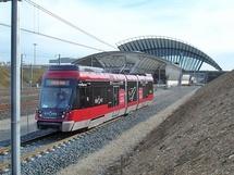 Rhônexpress, un tram moderne © Rhône-Alpes Tourisme