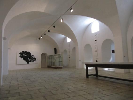 26 juin au 25 septembre 2010, Exposition Alexandre Hollan à la Galerie Espace Liberté, Crest, Drôme