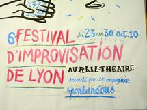 26 au 30 octobre 2010, SPONTANéOUS 2010 - 6ème édition à Lyon