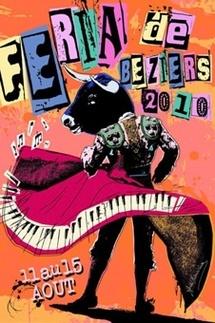 11 au 15 août 2010, Féria de Béziers, 1 million de personnes attendues