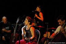Août 2010, Trio Soulaÿrès en concert en Bretagne