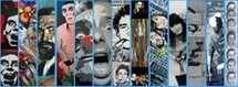 29 septembre au 23 octobre, Street Art : Autoportraits et portraits de maitres @ Galerie Ligne 13, Paris