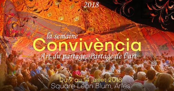 Festival Eco-Responsable, Citoyen et Solidaire, de musique du monde, La semaine Convivencia