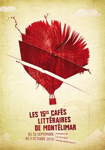 Les 15es Cafés Littéraires de Montélimar