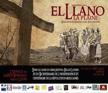 15-19.09.10 : El Llano au théâtre Espace 44, Lyon