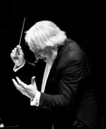 Concert inaugural de l'orchestre philharmonique de Nice et nommination de Philippe Auguin à la direction musicale