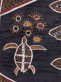 17.09 au 27.02.11 : Traces de rêves . Peintures sur écorce des Aborigènes d'Australie, Musée d'ethnographie de Genève
