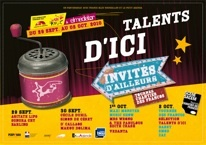 29.09 au 2.10.10 : Talents d'ici et invités d'ailleurs... à Elmediator - Théâtre de l'Archipel Perpignan