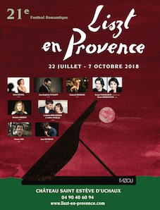 Lizt en Provence