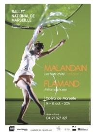14 & 16.10.10 : Ballet National de Marseille à l'Opéra, Marseille