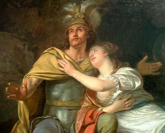 10.11.10 au 8.01.11 : Didon et Énée de Henry Purcell au théâtre Mouffetard, Paris