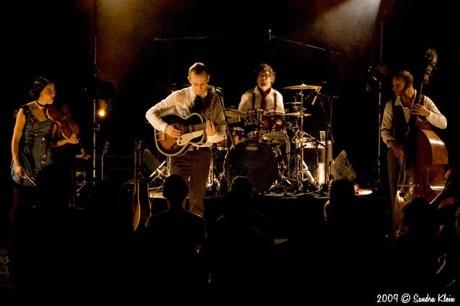 8.10.10 : Chapel Hill en concert au PréO à Strasbourg