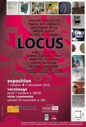 7.10 au 2.12.10 : Locus. Un aperçu de la création contemporaine en Haute-Savoie