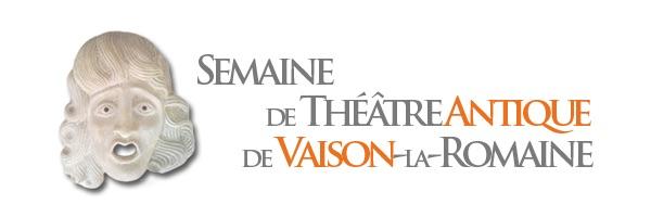 Vaison-la-Romaine, semaine de Théâtre antique : Je badine, tu jardines… Lui, Vertumne, elle Pomone… D'après Ovide, par le Théâtre des Deux Mondes (14/7/2018)