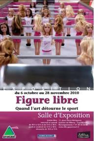 6.10 au 28.11.10 : Figure Libre, Quand l'art détourne le sport, Guyancourt (78)