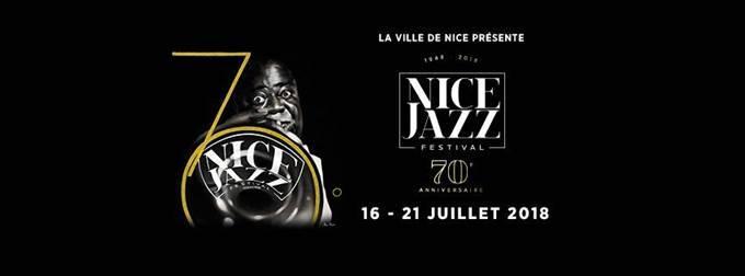 Bilan du Nice Jazz Festival 2018 spécial 70 ans : une fréquentation de plus de 40 100 spectateurs