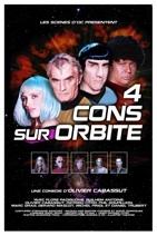 30.10 au 31.12.10 : 4 cons sur orbite à L'illustre théâtre de Pézenas