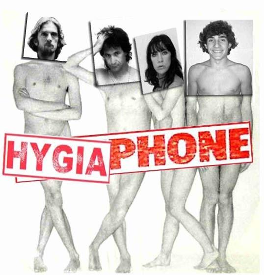 Hygiaphone le 11 décembre à Rasteau © DR
