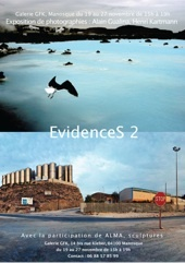 19 > 27.11.10 : EvidenceS 2. Photographies de Alain Gualina et Henri Kartmann, Galerie GFK, Manosque