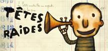 Têtes Raides en concert au Transbordeur à Villeurbanne, le 18.03.11