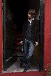 Thomas Fersen en concert au Transbordeur à Lyon, le 21.04.11