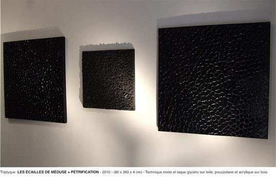 10-12.12.10 : Philippe Chitarrini, exposition Supervues, hôtel Burrhus, Vaison-la-Romaine