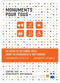 23.10.10 : Atelier danse et langue des signes française, monastère royal de Brou et la Compagnie Tatoo