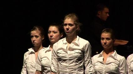 5 > 6.11.10 : Ballet  « Lettre à George Sand », Dualité romantique, Espace Albert Camus, Bron