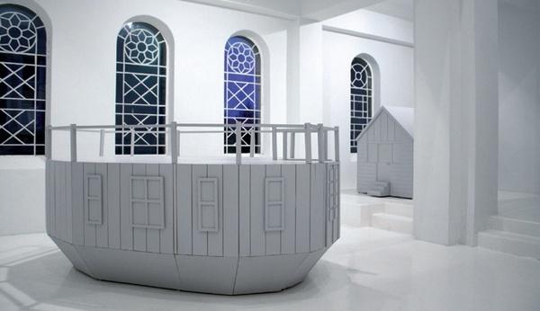 6.11.10 > 2.01.11 : Julien Prévieux, exposition au château des Adhémar, Montélimar