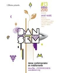 DANSEM. Questions de Danse, Michel Kelemenis, Théâtre des Bernardines, Marseille