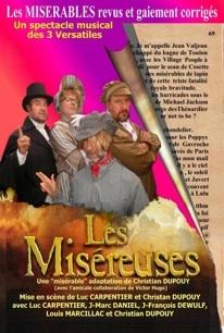 18 > 21.11.10 : Les Miséreuses, spectacle musical au théâtre du Port, Nice