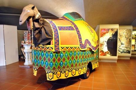 Chameau de Béziers (Lou Camel) © DR