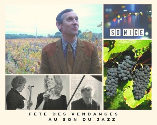 Villeveyrac (34), Fête des Vendanges à Valmagne !