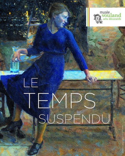 Le temps suspendu, exposition au Musée Vouland, Avignon, jusqu'au 4 novembre 2018