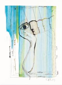 Paris. Exposition des œuvres de Freddy Ruhlmann aux Deux Magots du lundi 10 au lundi 24 septembre 2018