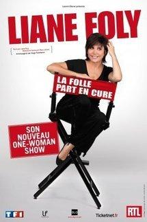 """12 février 11, Liane Foly """"la folle part en cure"""" au Palais de la Méditerranée à Nice"""