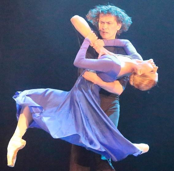 De Saint-Petersbourg à Marseille,  les étoiles des  nuits blanches, chefs-d'œuvre du ballet russe au Théâtre Toursky les 4 & 5 octobre 2018