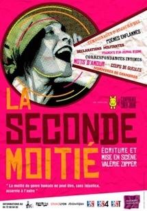 4 au 9 janvier 2011, « La Seconde Moitié » par la Compagnie du Chien Jaune  à l'Espace 44, Lyon