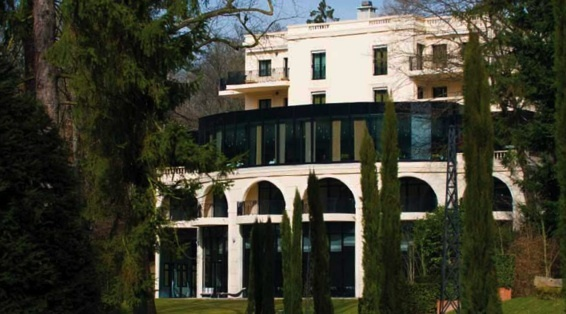 Le Pavillon de la Rotonde (Charbonnière-les-Bains) devient Relais & Châteaux