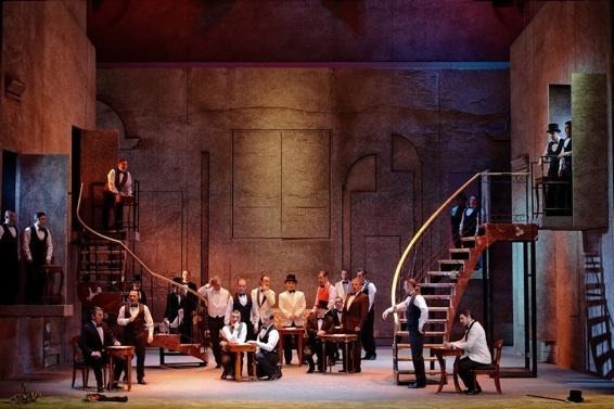 Cendrillon © Opéra de Nice