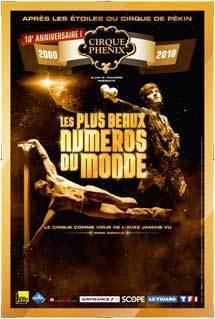 22 février '11, Cirque Phénix, présente Les Plus Beaux Numéros du Monde à La Palestre au Cannet