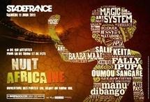 Nuit Africaine au Stade de France, Paris, le 11 juin 2011