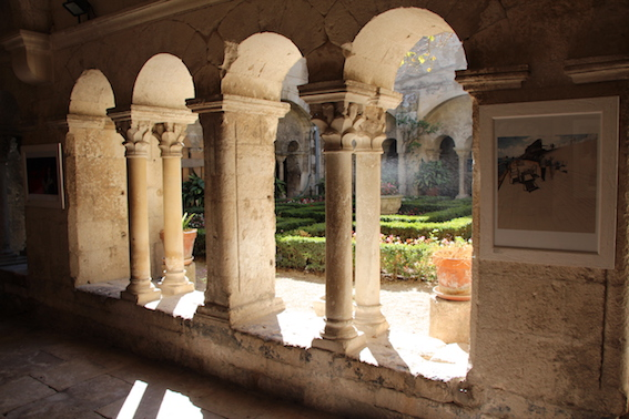 St-Paul de Mausole, le cloître