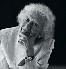 Jacqueline de Romilly © Micheline Pelletier/Sygma/Corbis.tiff