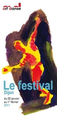 « Le Festival » célèbre la danse contemporaine à travers 13 spectacles à Dijon, du 22 janvier au 1er février 2011