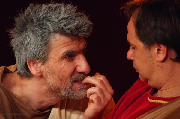 théâtre, Phèdre de Platon, à l'Illustre Théâtre de Pézenas, le 7 février 2011