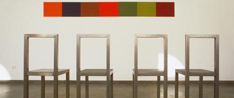 Willem Cole | Je vous donne des couleurs, 1998 © DR