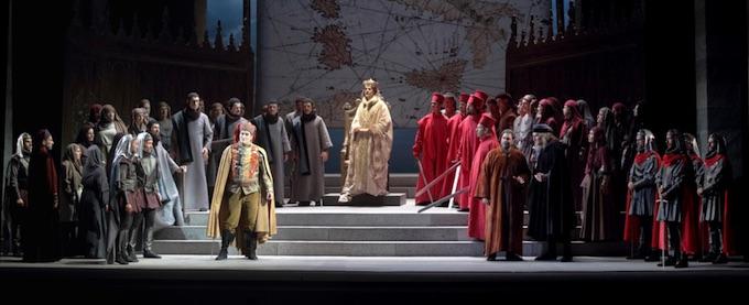 Boccanegra, un Verdi crépusculaire à l'Opéra de Marseille